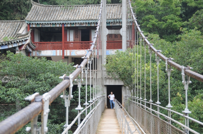 Forward into adventure at one of China's National Parks